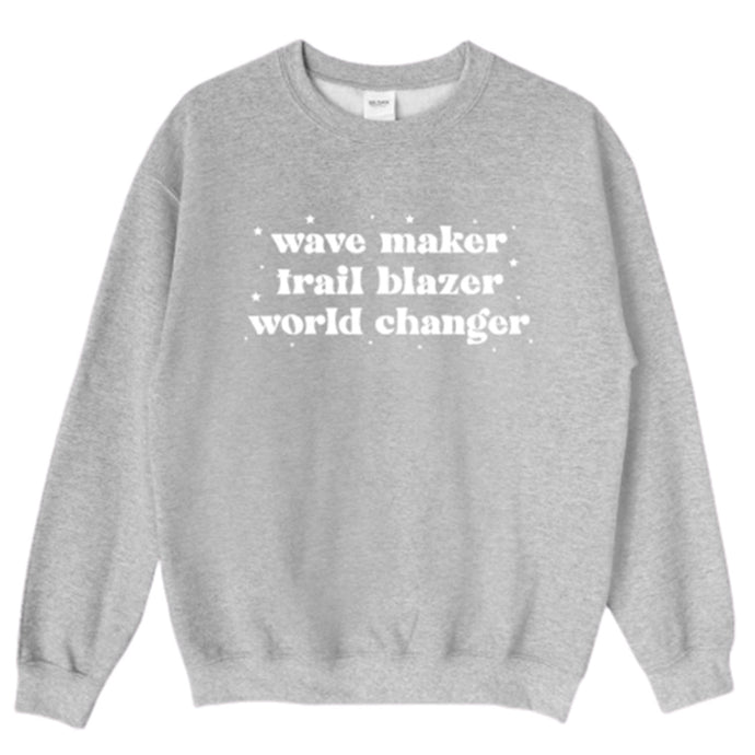 Wave Maker Sweatshirt