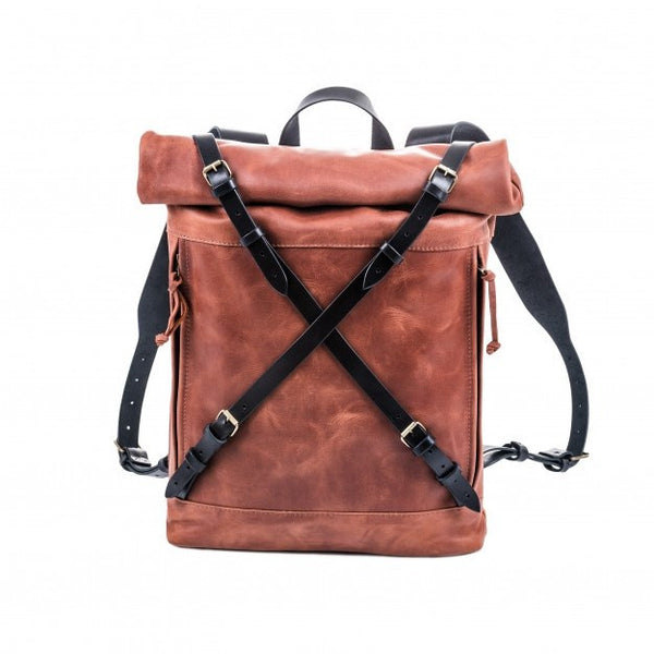 Crossroad Backpack (Brown) - Unique.