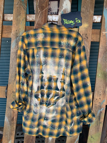 XXL Rock on shadow Flannel