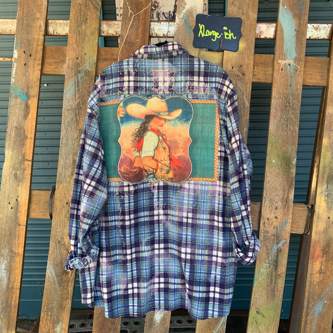 XLarge Tapestry Flannel