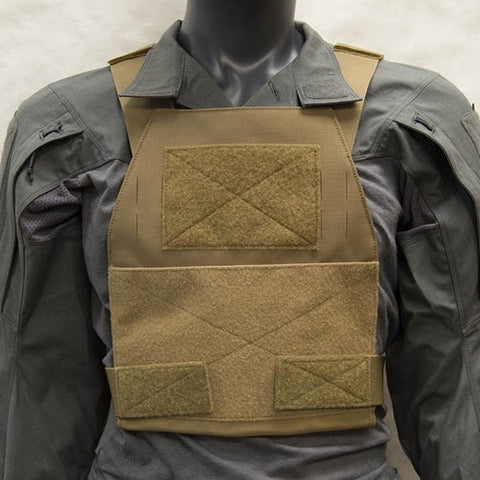 Deliberate Dynamics Gen 2 Shooter's Cut Plate Carrier