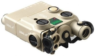 Steiner Civilian Dual Beam Aiming Laser - Advanced 3