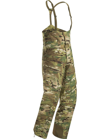 Arc'teryx LEAF Alpha Bib Pant Men's (Gen2) - MultiCam
