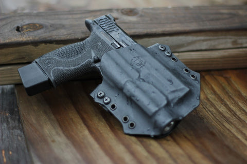 Pitbull Tactical Bloodline Nocturnal Holster - Glock-19/23/32