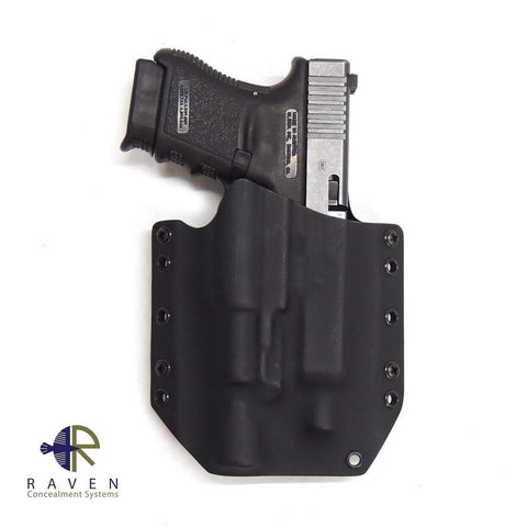Raven Concealment Phantom Modular Holster - Smith & Wesson - X300Ultra (Wolf Grey)