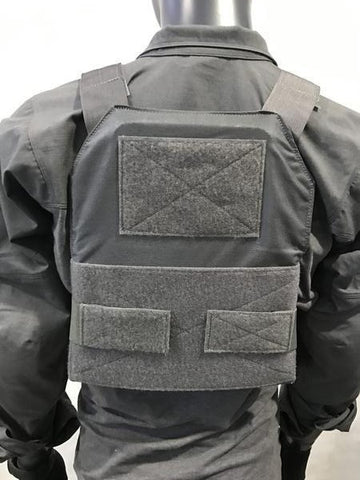 Deliberate Dynamics Gen 2 Advanced Shooter's Cut Plate Carrier