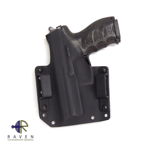 Raven Concealment Phantom Modular Holster For Heckler & Koch (Wolf Grey)
