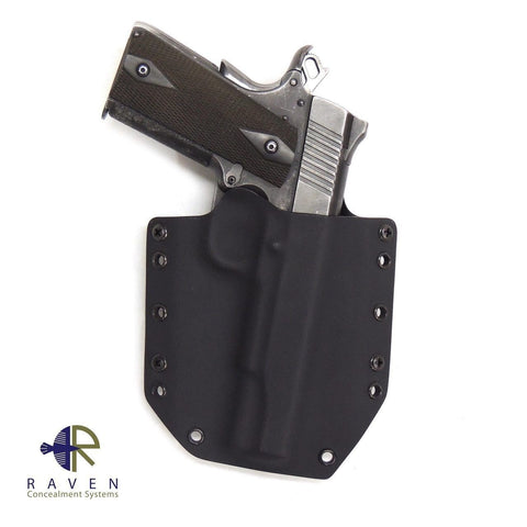 Raven Concealment Phantom Modular Holster for 1911 (Wolf Grey)
