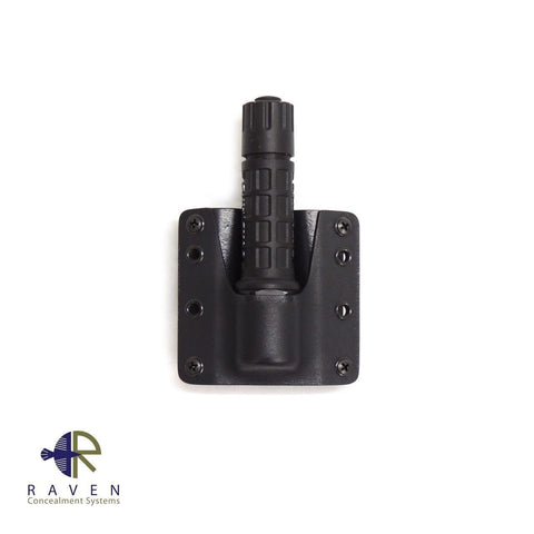 Raven Concealment Modular Light Carrier Bezel Down- E2D LED (Wolf Grey)