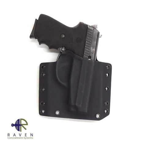 Raven Concealment Phantom Modular Holster For Sig Sauer Pistol (Wolf Grey)