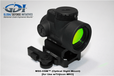 GDI MS5-OSM (Optical Sight Mount)