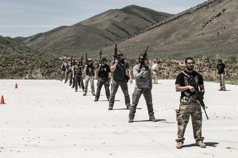 Deliberate Dynamics Big Kit Pistol Carbine Course