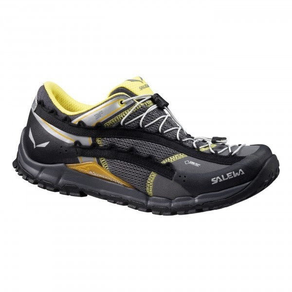 Salewa Speed Ascent GTX - Black/Yellow