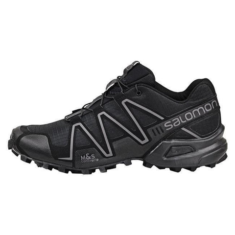 Salomon Speedcross 3 Forces - Black/Autobahn