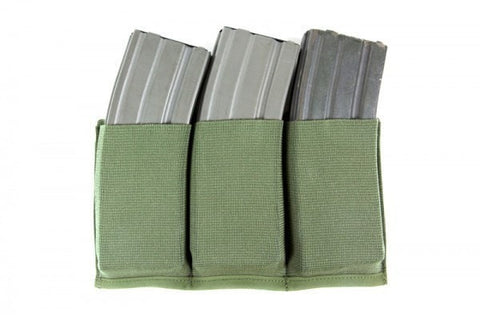 Blue Force Gear Ten-Speed Triple M4 Mag Pouch