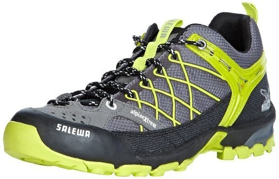 Salewa Fire Vent - Smoke/ Limeade