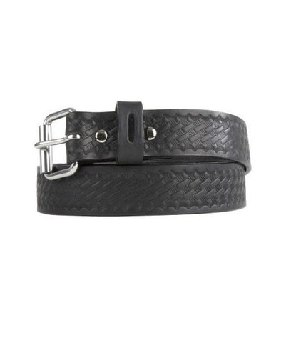 Flagrant Beard Basketweave Belt