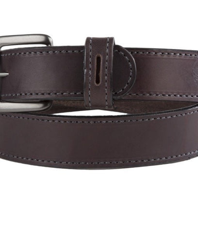 Flagrant Beard Stitched Belt – 1 1/2""