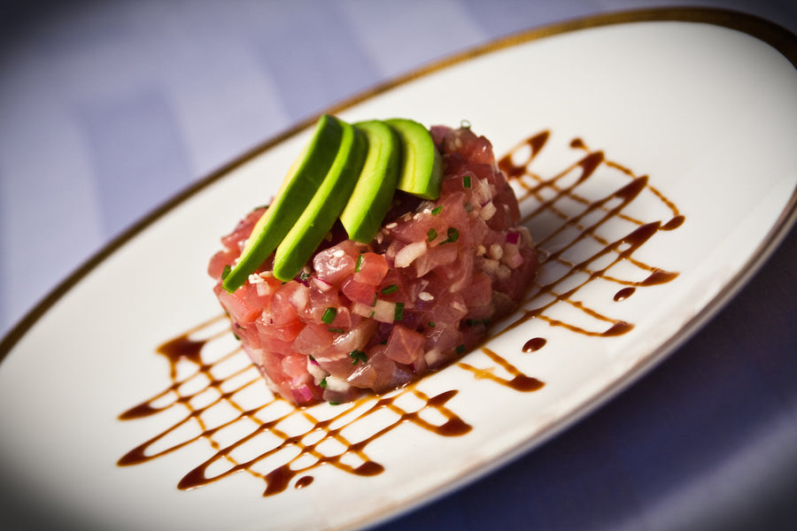 Weekly recipe: Tuna tartare with avocado