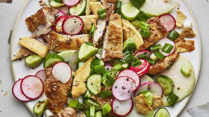 Weekly recipe: Chicken Salad