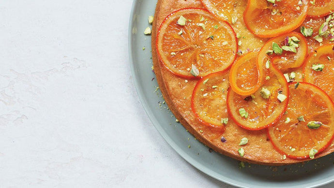 Weekly recipe: Olive-Oil Cake with Orange