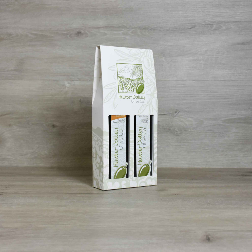 Olive Oil & Vinegar Gift Pack 250ml