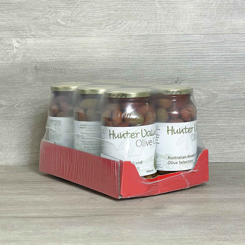Australian Mixed Olives - 6 x 500g