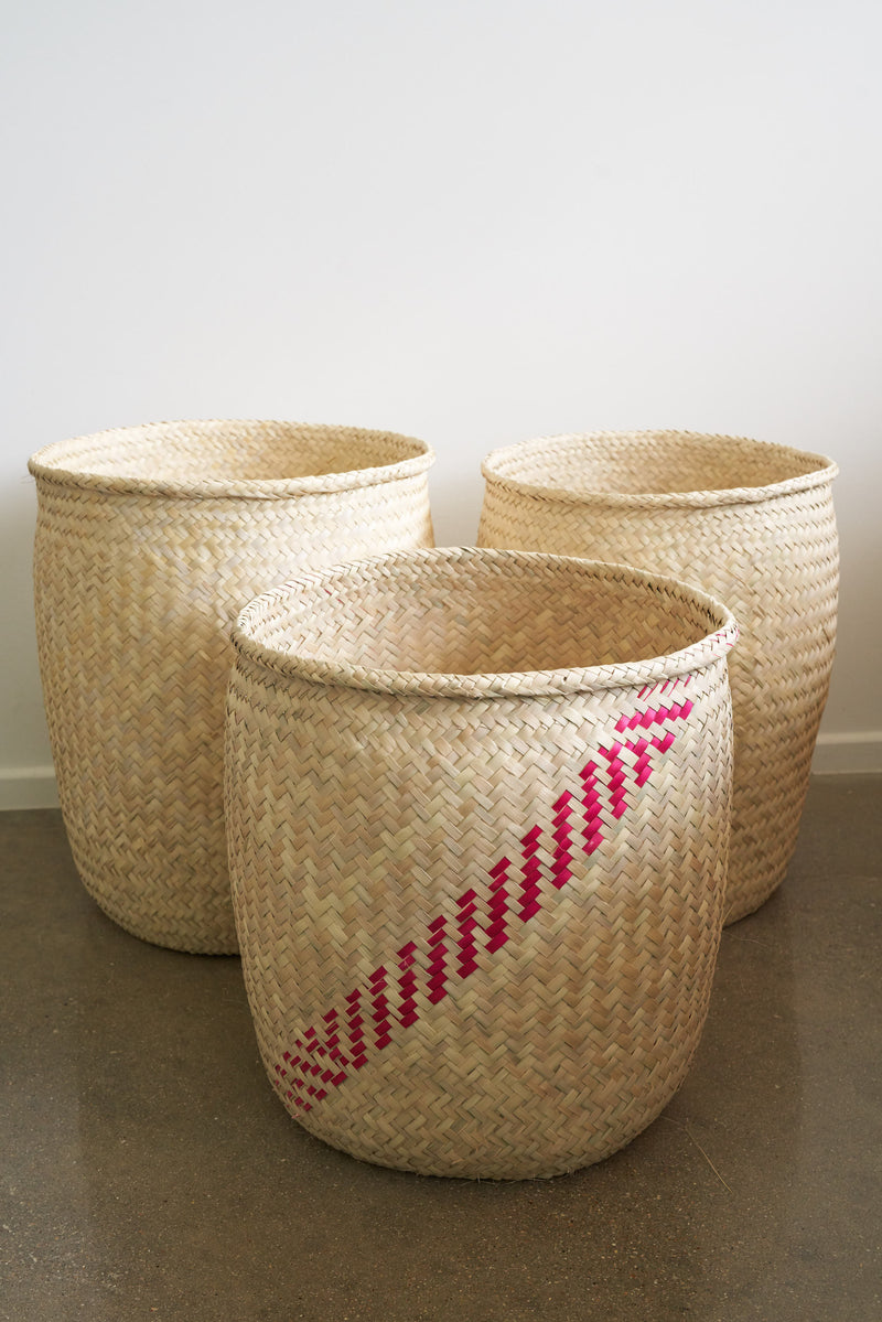 Palm Waste Basket