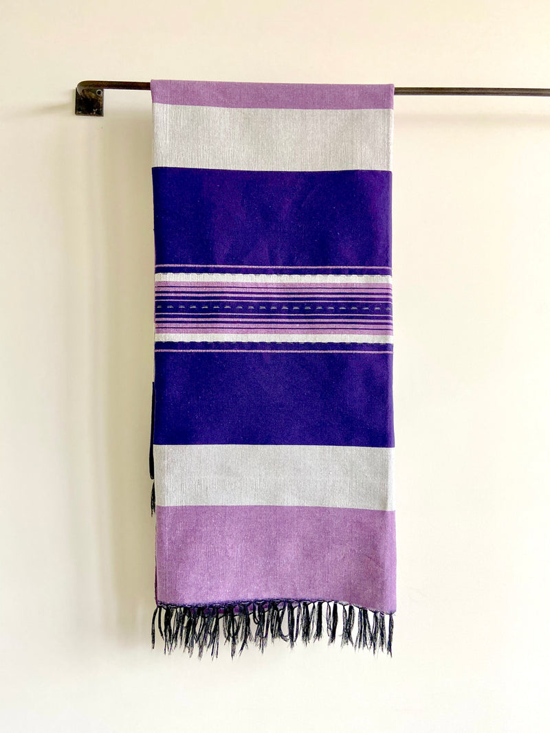 Oaxacan Throw Blanket