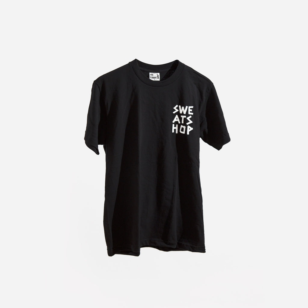 Sweatshop Black Tee