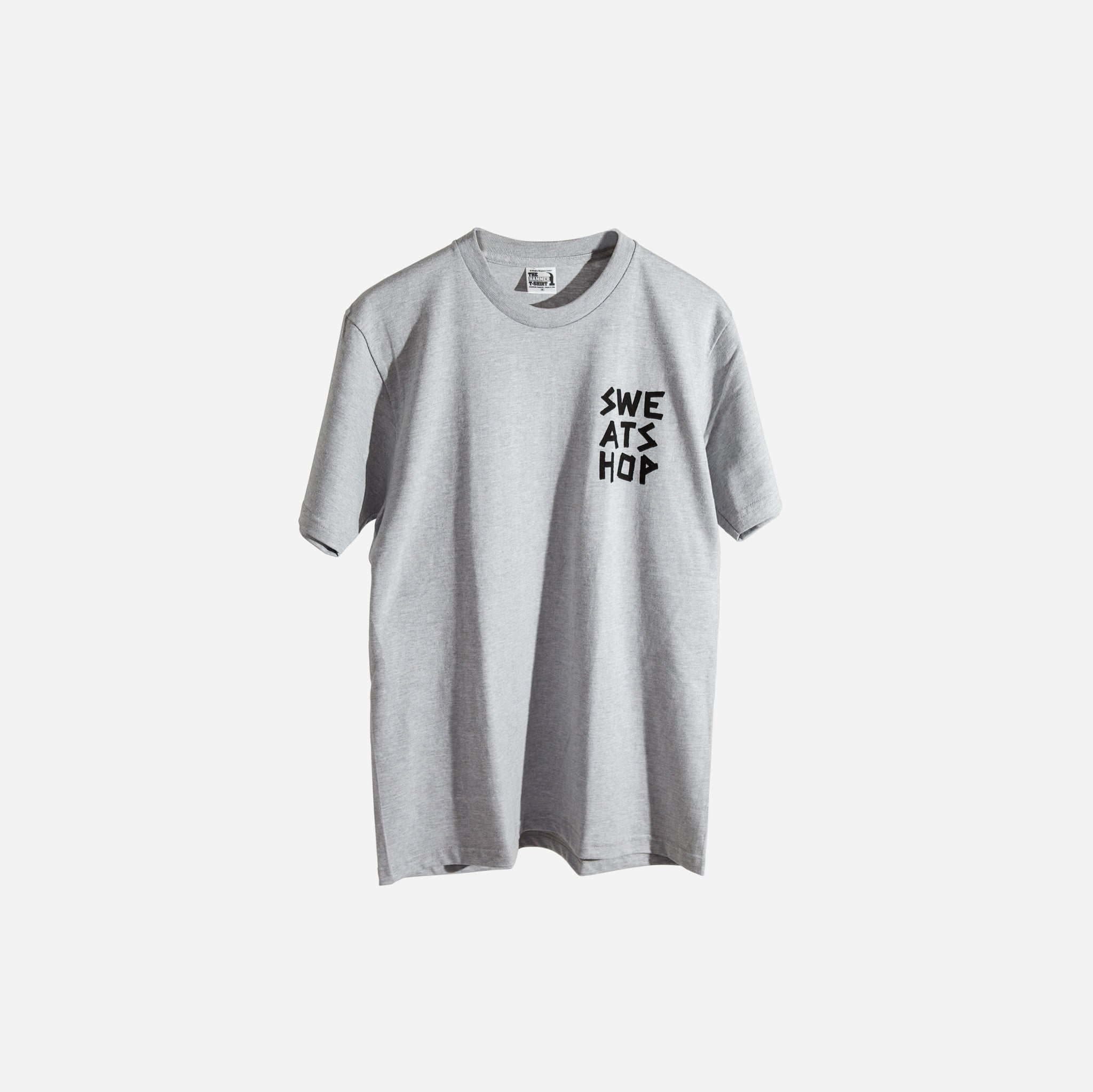 Sweatshop Grey Tee