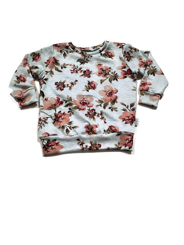 Get With The Crew - Floral