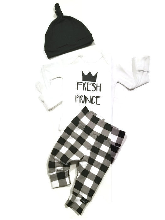 Fresh Prince - Urban Baby Apparel