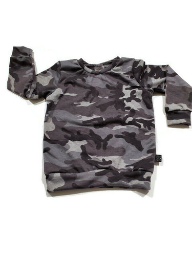 Get With The Crew - Camo - Urban Baby Apparel