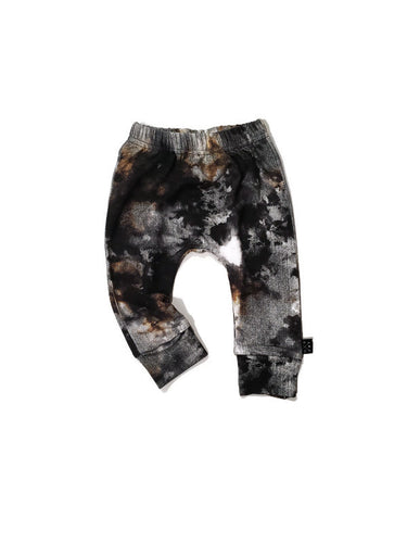 Bamboo Harem Joggers  - Acid Wash - Urban Baby Apparel