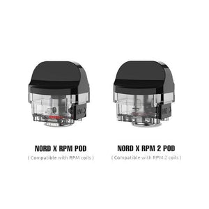 SMOK NORD X REPLACEMENT POD - Bang Bang Vapors