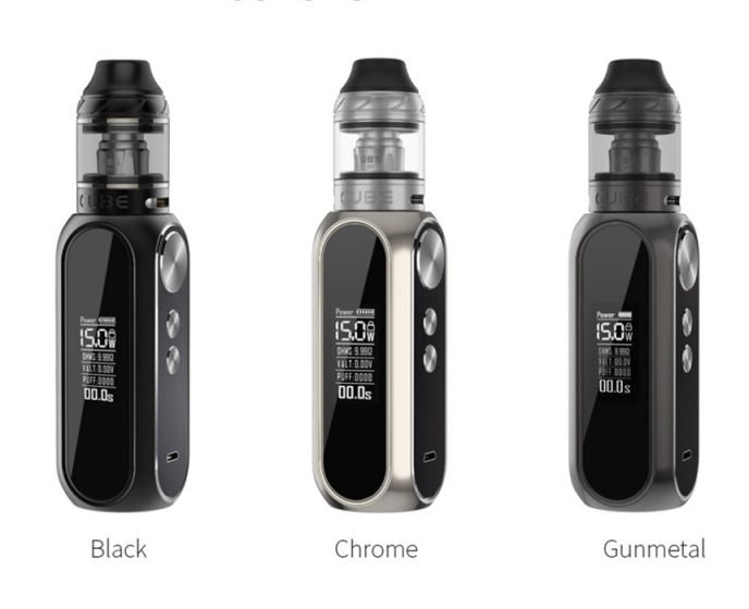 OBS Cube 80W 3000 mAh TC Starter Kit - Bang Bang Vapes & Smoke Shop
