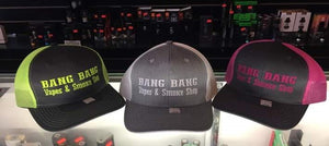 BANG  BANG HATS - Bang Bang Vapes & Smoke Shop