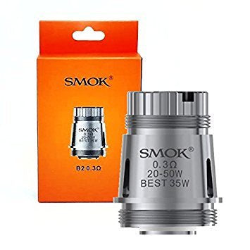 Smok B2 Coil 0.3 Ohm - Bang Bang Vapes & Smoke Shop