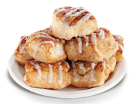 Frosted Cinnamon Roll E-Liquid - Bang Bang Vapors, LLC