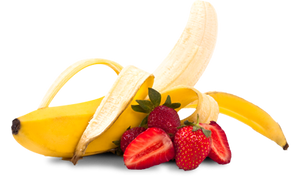 Strawberry Banana E-Liquid - Bang Bang Vapes & Smoke Shop