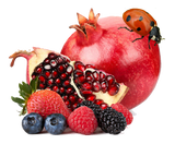 Pomegranate Berries E-Liquid - Bang Bang Vapors
