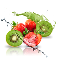 Kiwi Strawberry E-Liquid - Bang Bang Vapors
