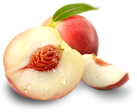 White Peach E-Liquid - Bang Bang Vapors, LLC