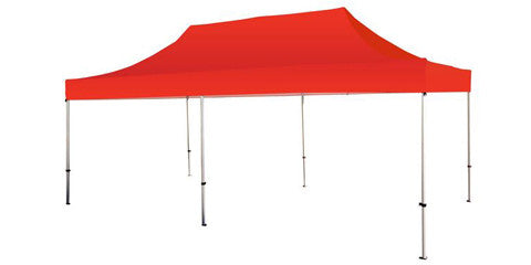 Blank Stock Color Canopy Tents