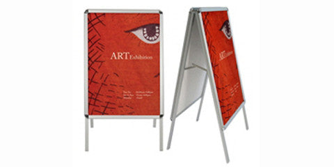 Sidewalk Signs and A-Frame Sandwich Board signs