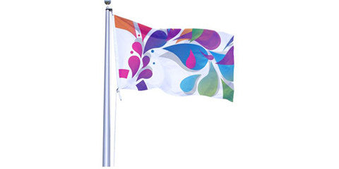 Landscape Pole Flags