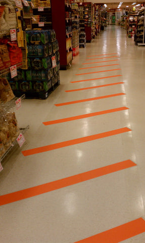 Floor Striping Hilo Hawaii