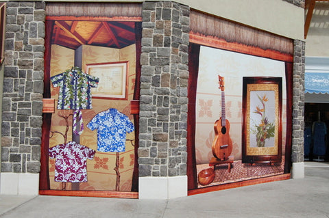 Wall Mural Waikoloa, Hawaii Big Island