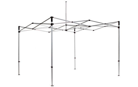 20 foot by 10 foot canopy frame picture